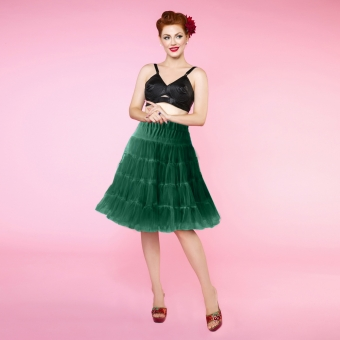 Dolly and Dotty green budget petticoat 60 cm