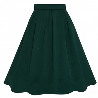 Dolly and Dotty Carolyn skirt green