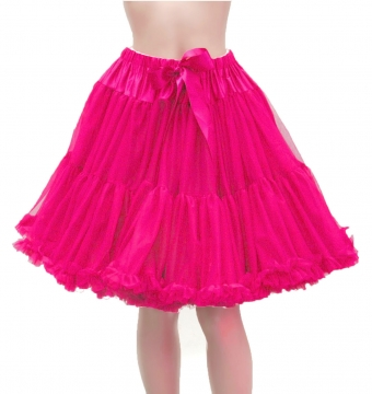 Dolly & Dotty Fuchsia 4 laags petticoat 50-55 cm