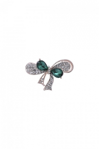 COLLECTIF LOVELY BOW BROOCH