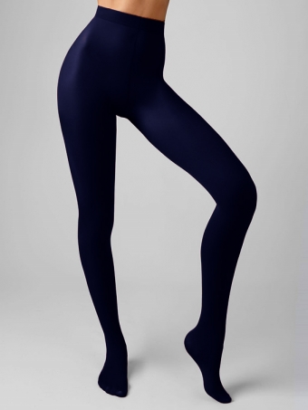 FIORE CLAUDIA 40 DEN NAVY BLUE TIGHTS