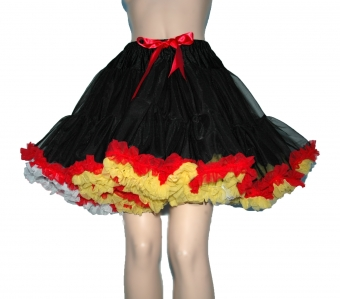 Dolly and Dotty geweldige Oeteldonk petticoat UNIEK