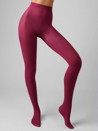 SUPERVINTAGE MATTE TIGHTS FUCHSIA PAULA 40 DEN