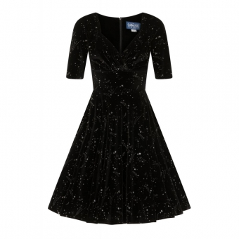 COLLECTIF VINTAGE TRIXIE MAKE A WISH DOLL DRESS
