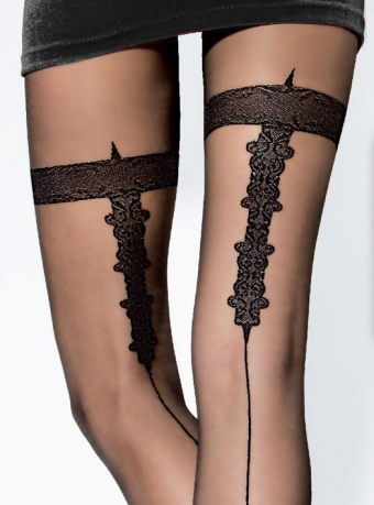 FIORE SARINA TIGHTS 20 DENIER